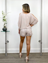Load image into Gallery viewer, Lace Romper