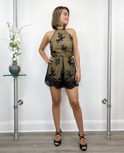 Load image into Gallery viewer, High Neck Romper