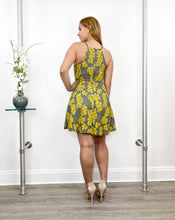 Load image into Gallery viewer, High Neck Short Dress