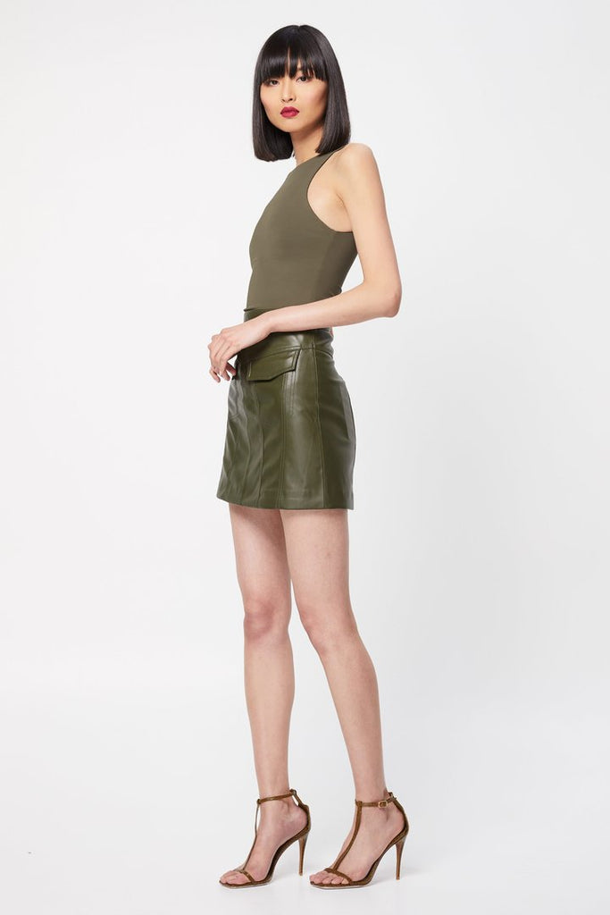 The Infinite Skirt Khaki