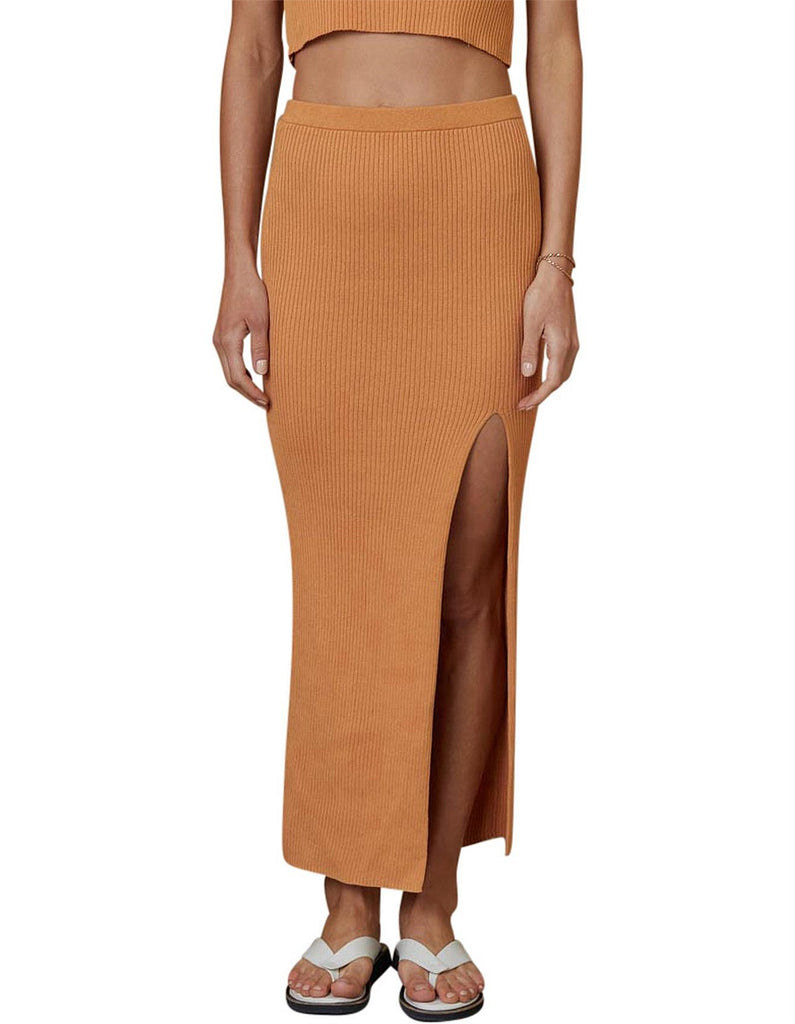 Margot Knit Midi Skirt