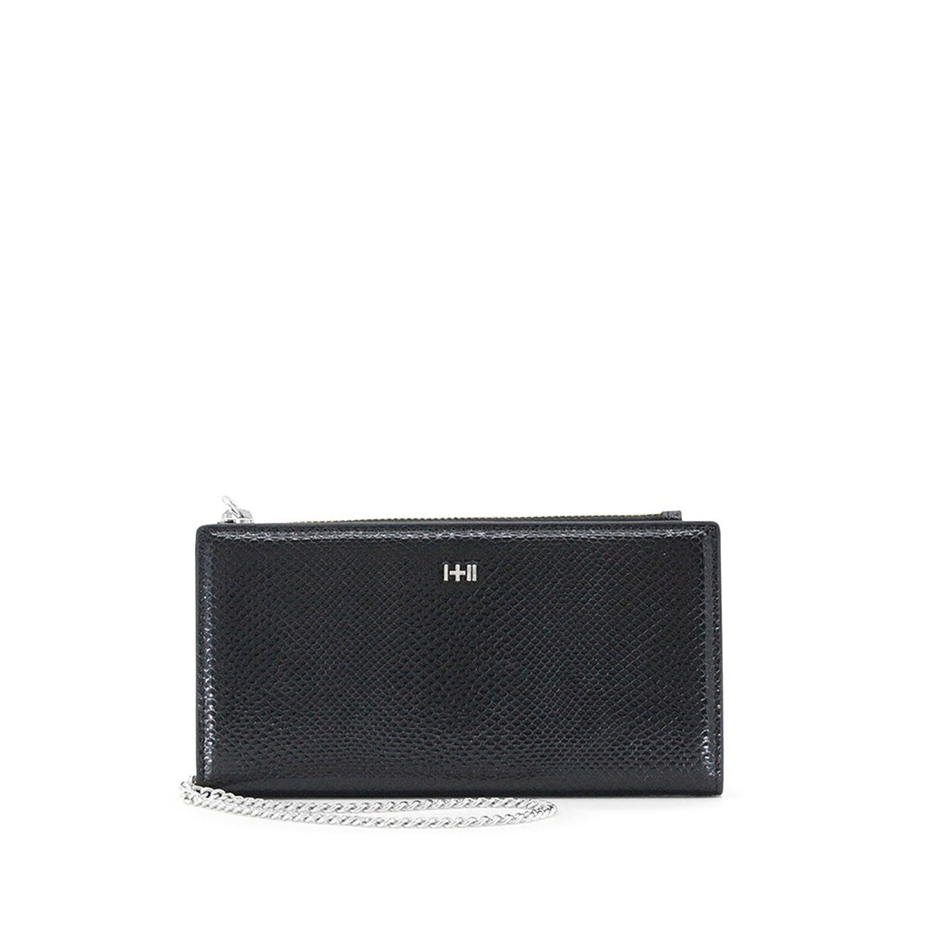 The Mad Love Snake Wallet Silver