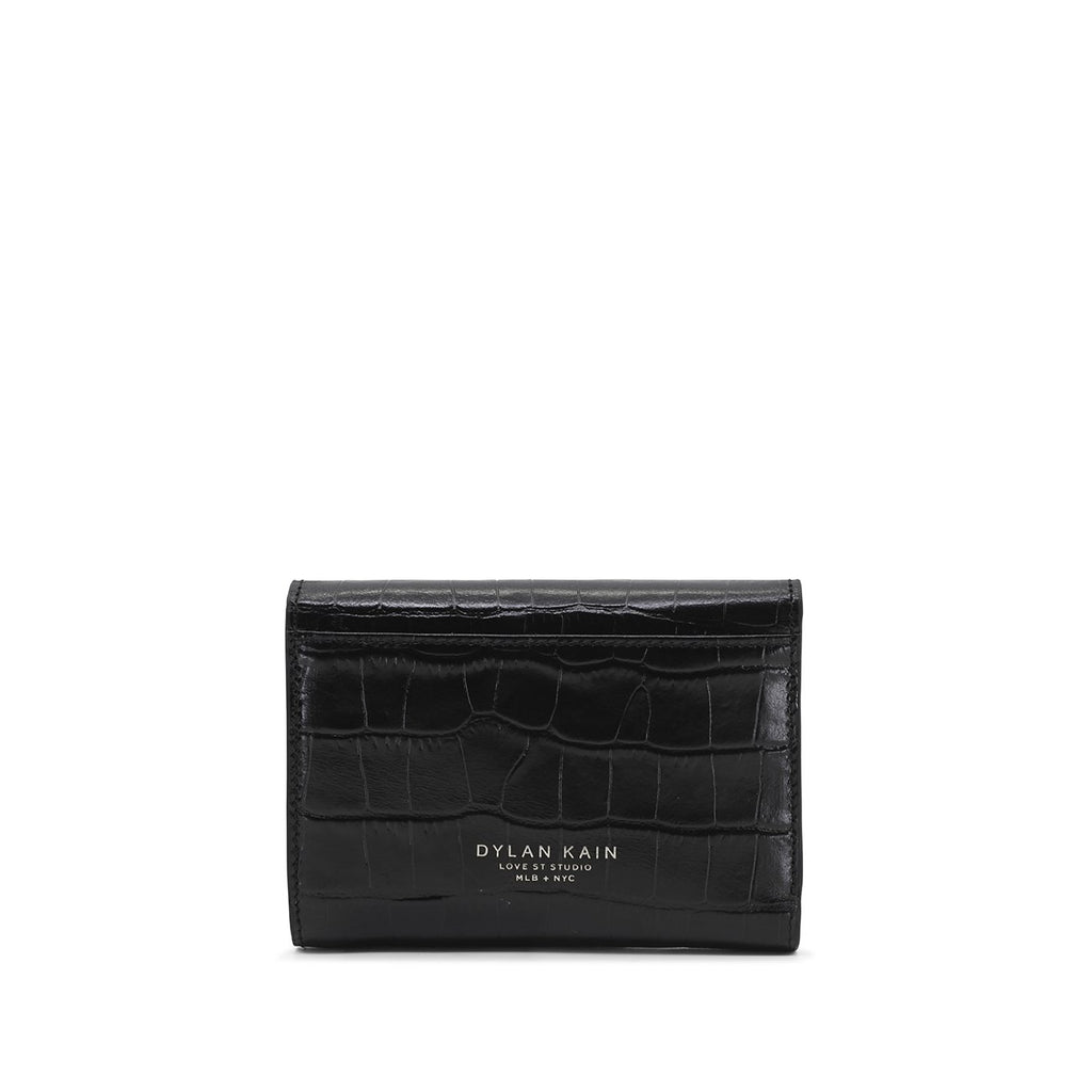The Helena Wallet Silver