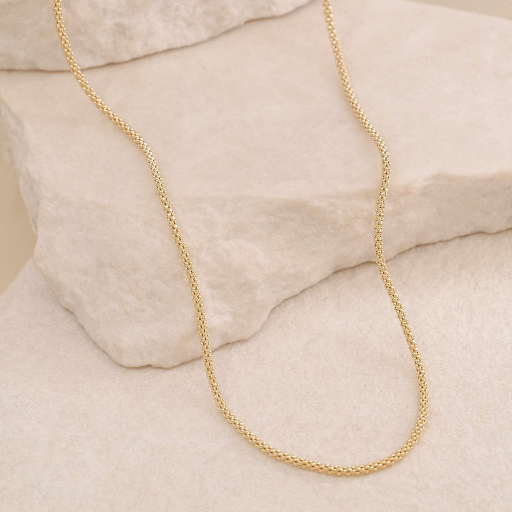 Gold Divine Connection Choker