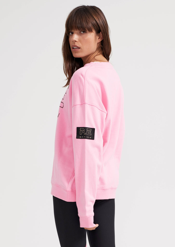 Heads Up Sweat Hot Pink *Exclusive*