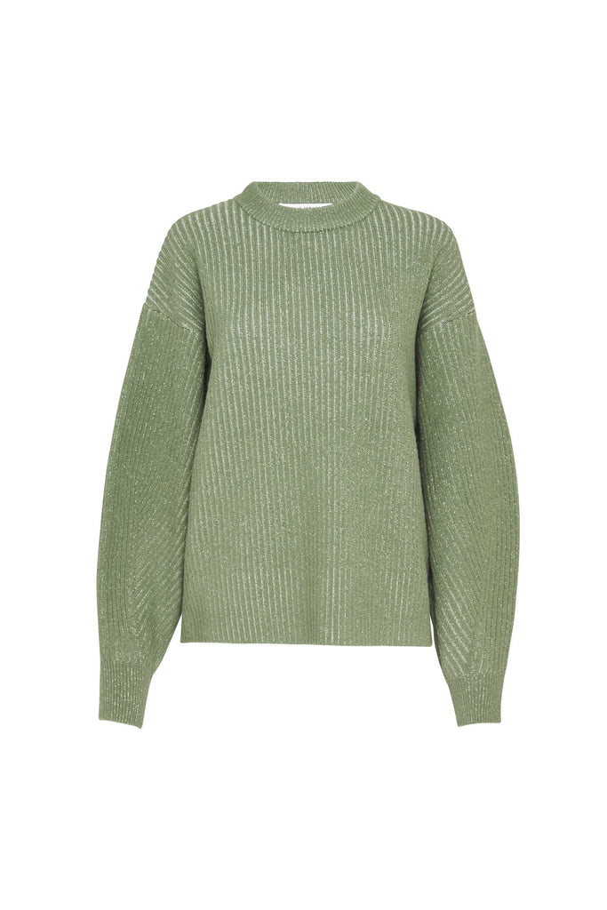 Ontario Knit Top in Sage
