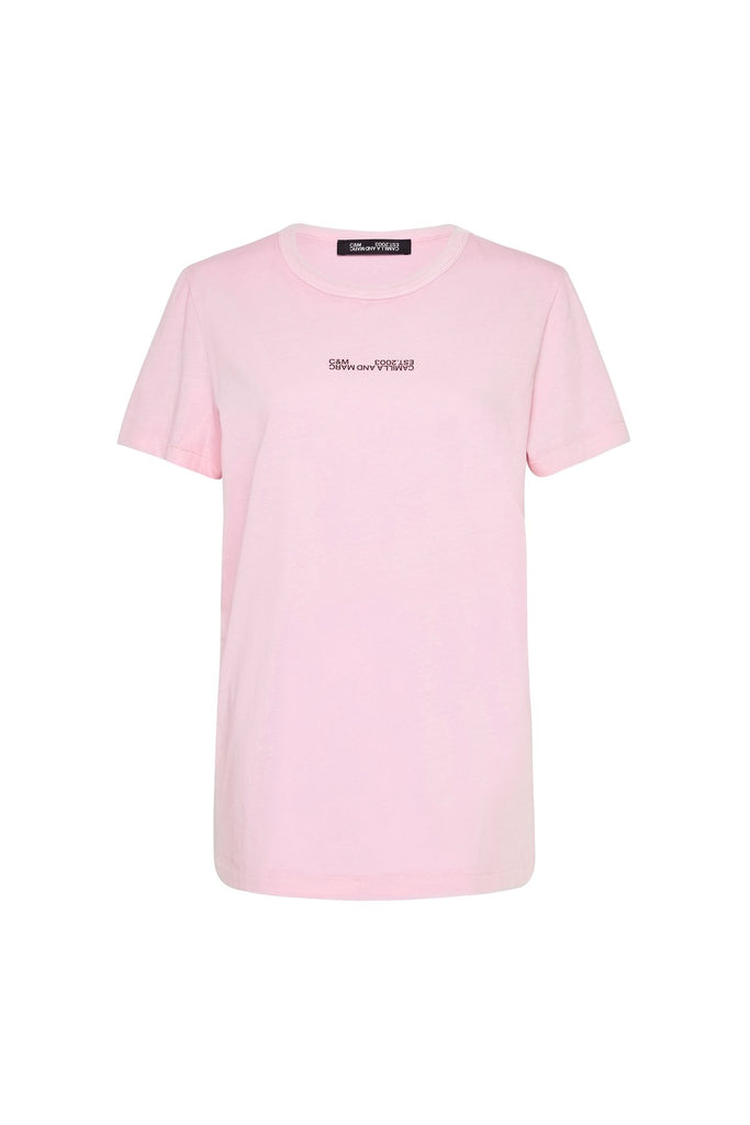 Rossi Tee Ice Pink
