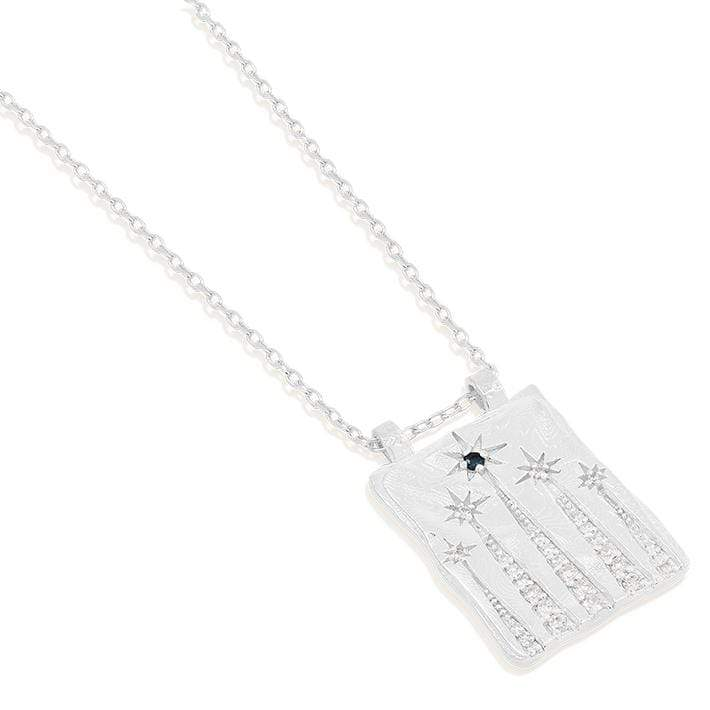 Silver Magic Of You Necklace