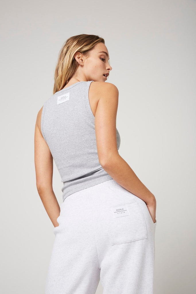 The Tank Light Grey Marle