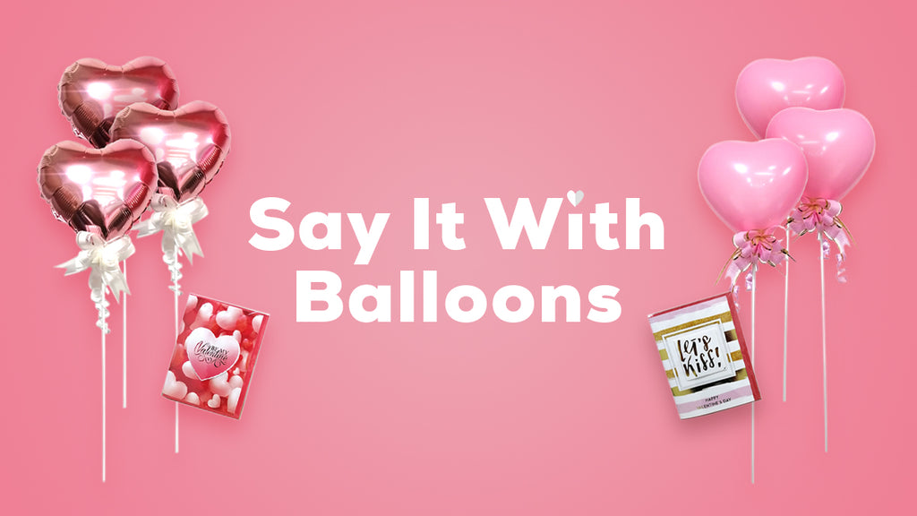 Make A Loved One Smile With These Balloons