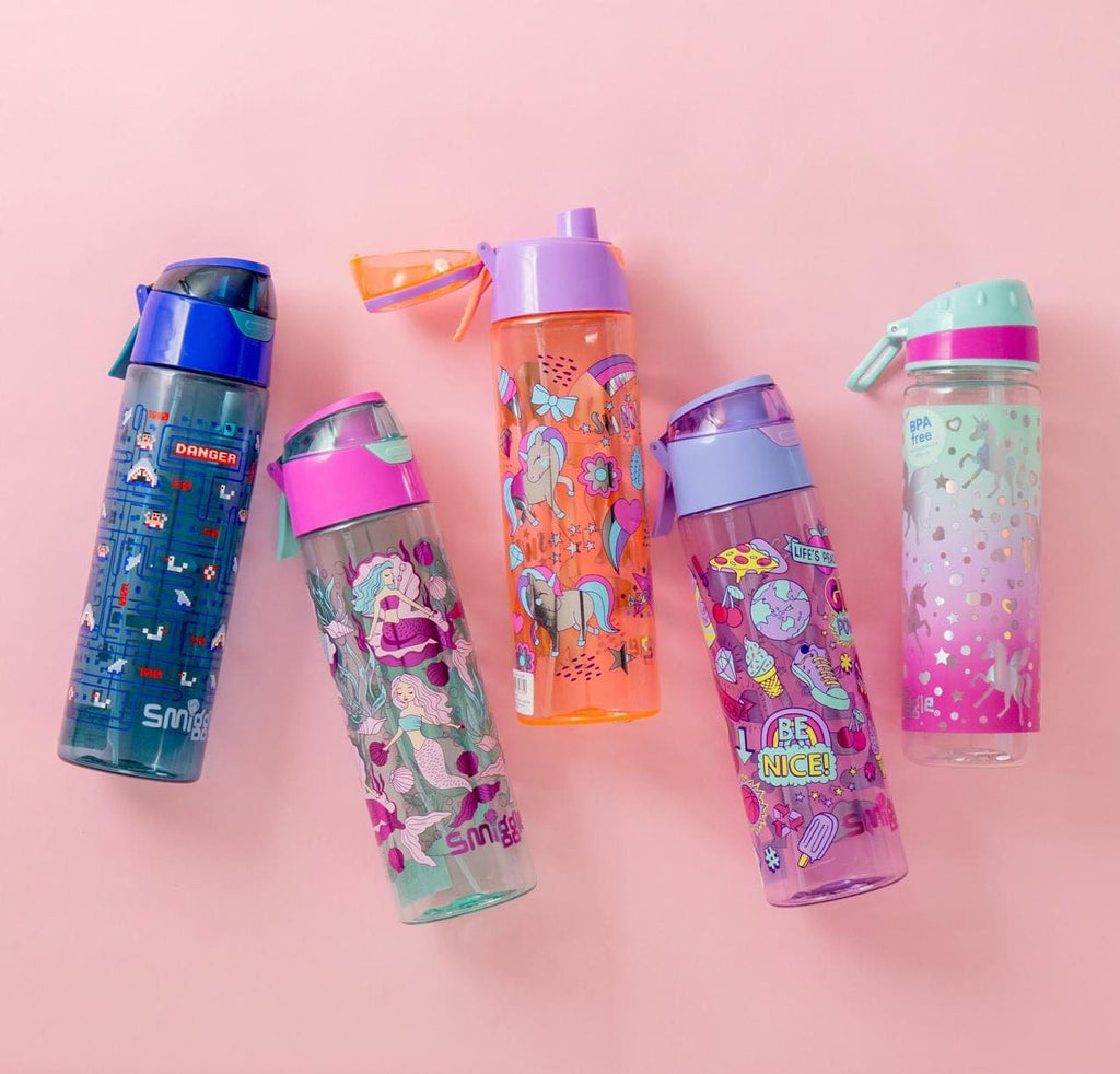 This Is Not A Drill: Smiggle Drink Bottles Are On Sale st SM Stationery
