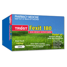 Load image into Gallery viewer, Hayfever Trio Large Packs / 50x Trust Fexit, 50x CO Loratadine, 30x CO C-Zine