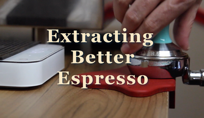 Extracting Better Espresso - 6 Week Home Barista Bootcamp Episode 2