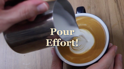 The Pourfect Cappuccino, Latte, or Flat White - 6 Week Home Barista Bootcamp Episode 4.