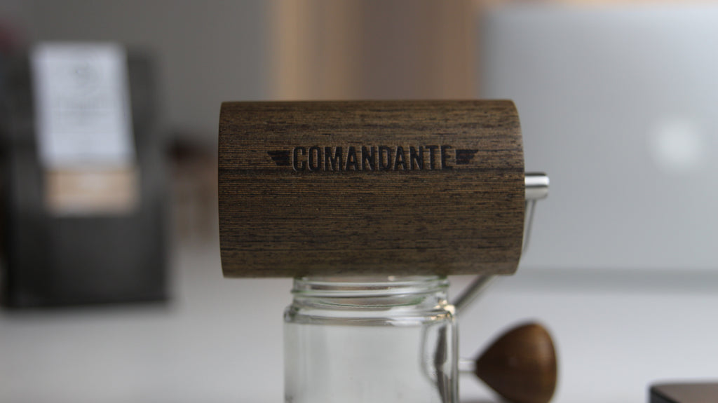 My Week With the Comandante C40 Hand Grinder.