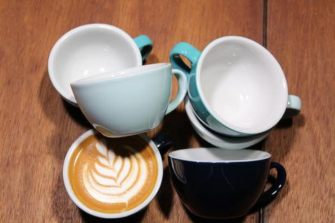 Latte Art 101 - Course Complete