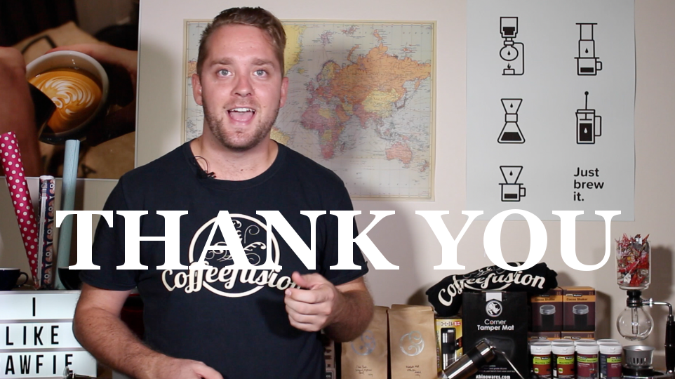 Espresso 101 - Course Completed!