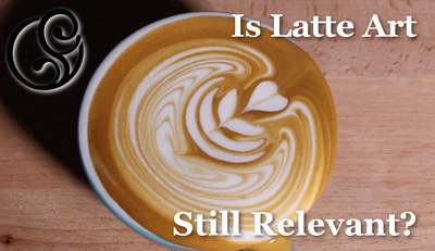 Is Latte Art still relevant?