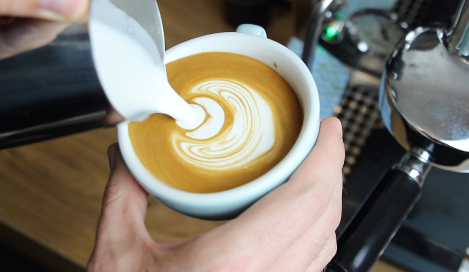 My Week With the Barista Hustle Milk Jug