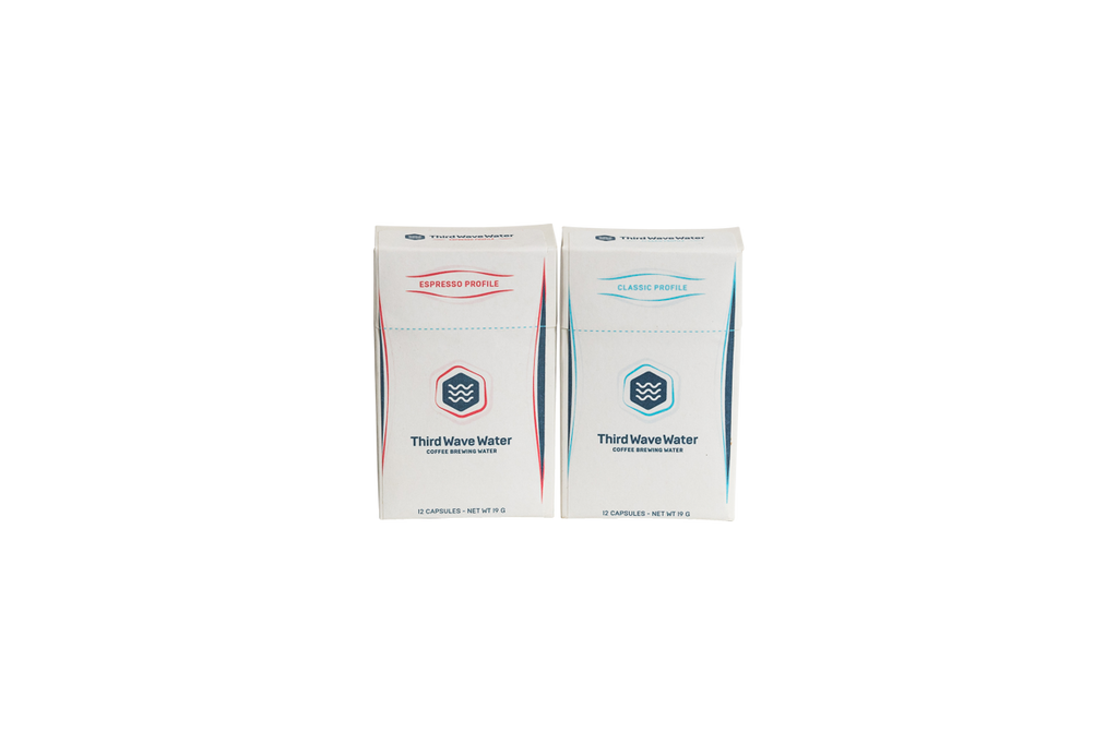 Third Wave Water - Coffee Brewing Water Sachets