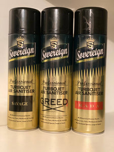 Greed, Rada, Savage - Turbojet (500ml)