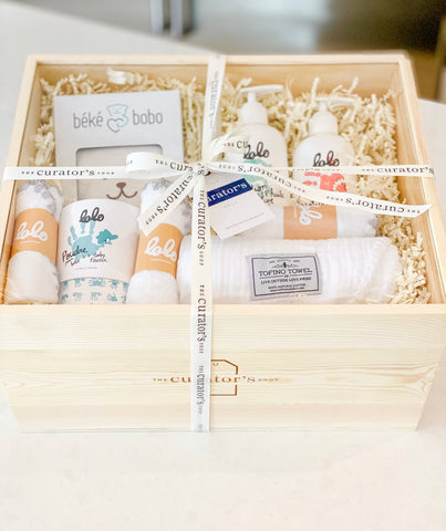 Baby Shower Gift Box