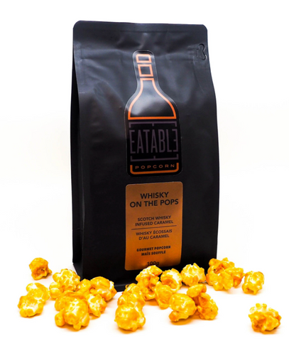 WHISKY ON THE POPS - GOURMET POPCORN