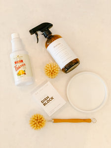 Mini Cleaning Essentials Collection