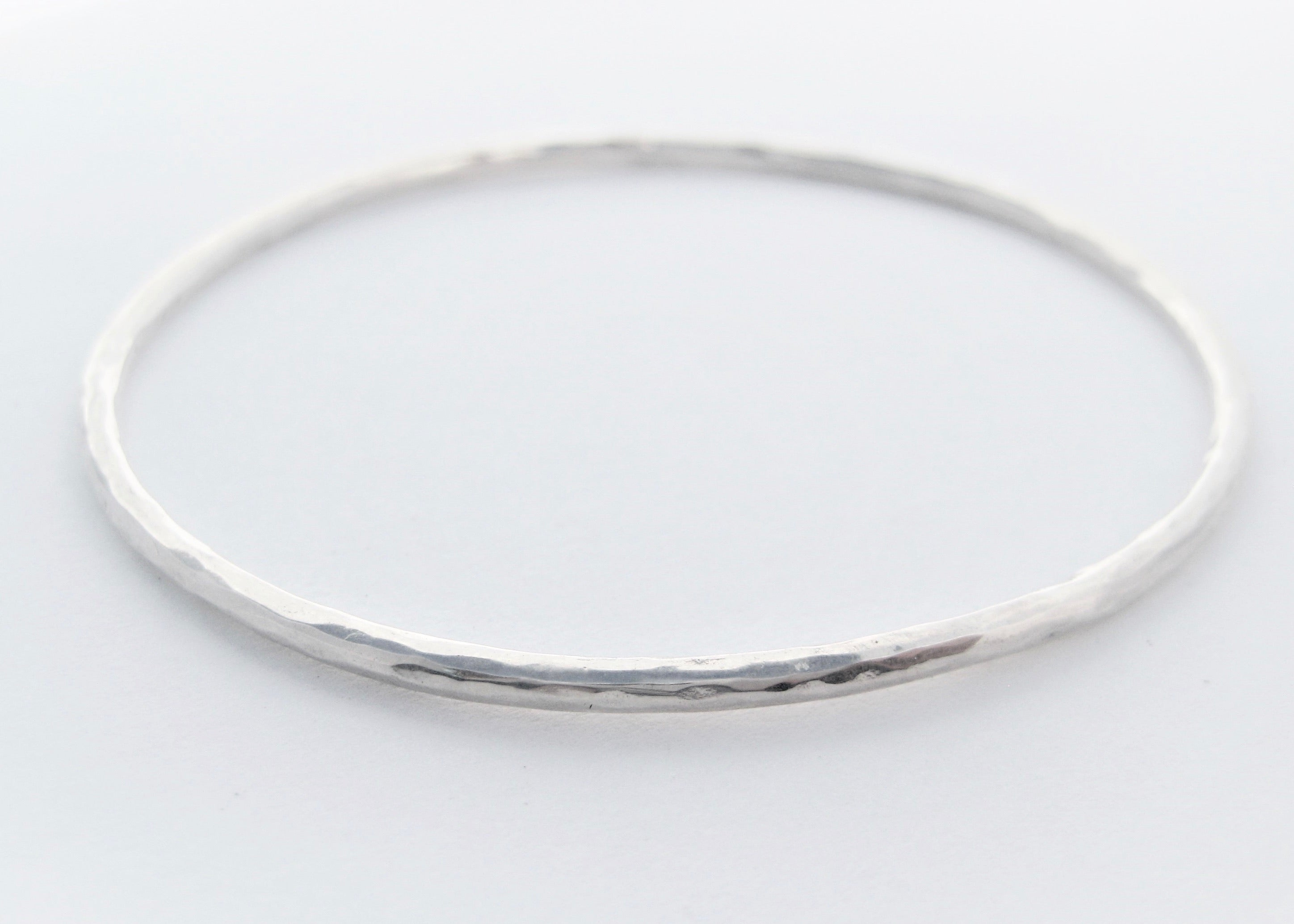 Textured Bangle 2.5mm (rnd)