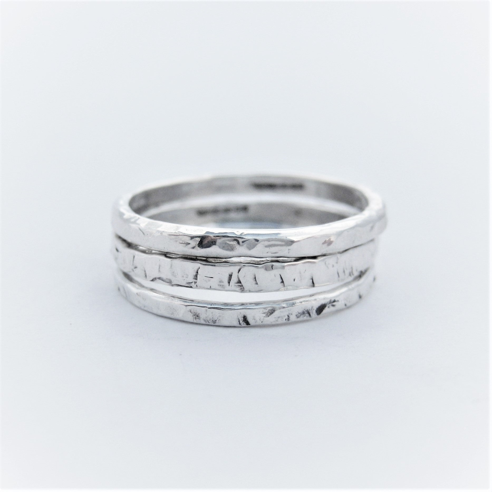 Textured Ring 1.5mm (flt)