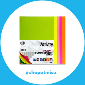 Activity A3 Fluorescent Card