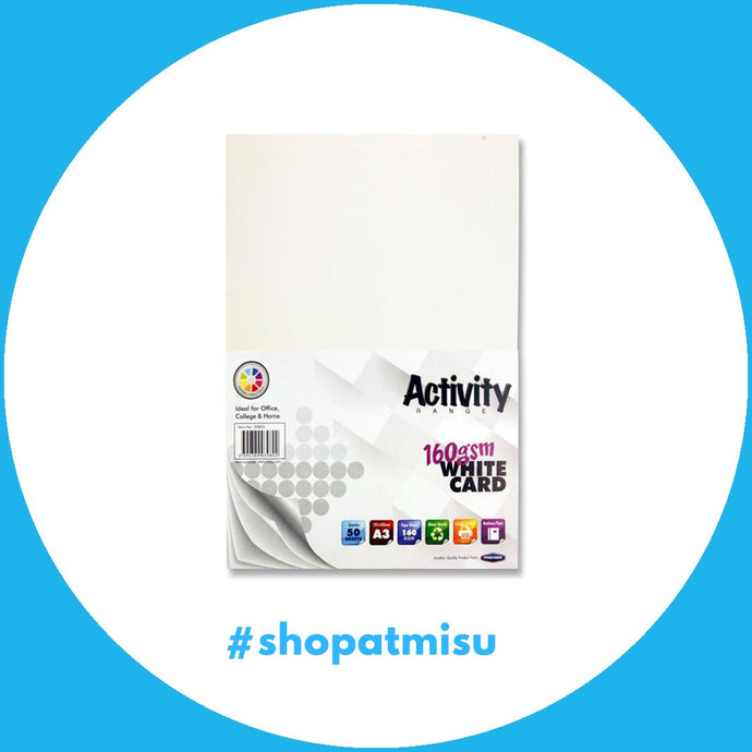 Activity A3 White Card