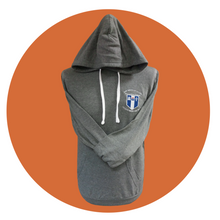 Load image into Gallery viewer, MIC Hoodie Grey