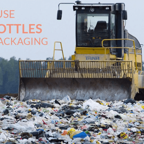 WHY WE USE GLASS BOTTLES FOR OUR PACKAGING
