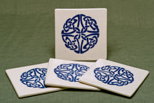 Load image into Gallery viewer, Coaster Set, Celtic