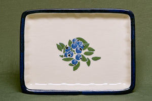Plate, Rectangle