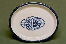 Load image into Gallery viewer, Plate, Oval, Celtic