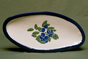 Candy Dish, Blueberry