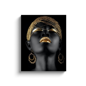 Black Is Gold (Face)
