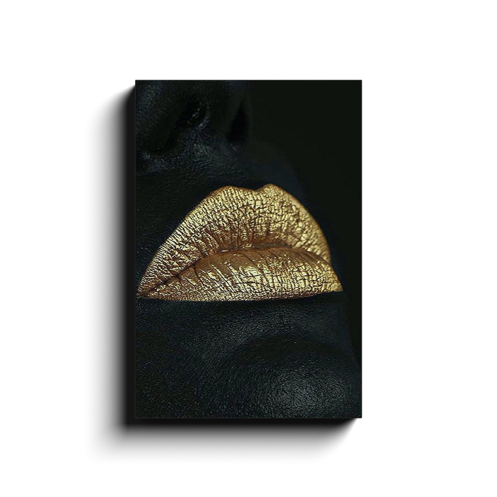 Black Is Gold (Lips)