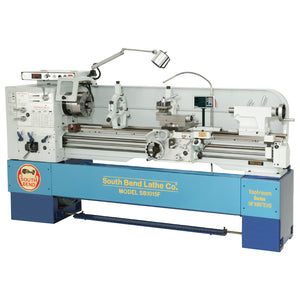 "The South Bend 16"" x 60"" 440V Electronic Variable-Speed Toolroom Lathe with Fagor DRO"