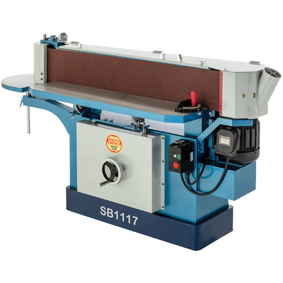 The South Bend Oscillating Edge Sander