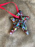 Fused Glass Stars