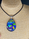 Pendant Multi-Color Dichroic