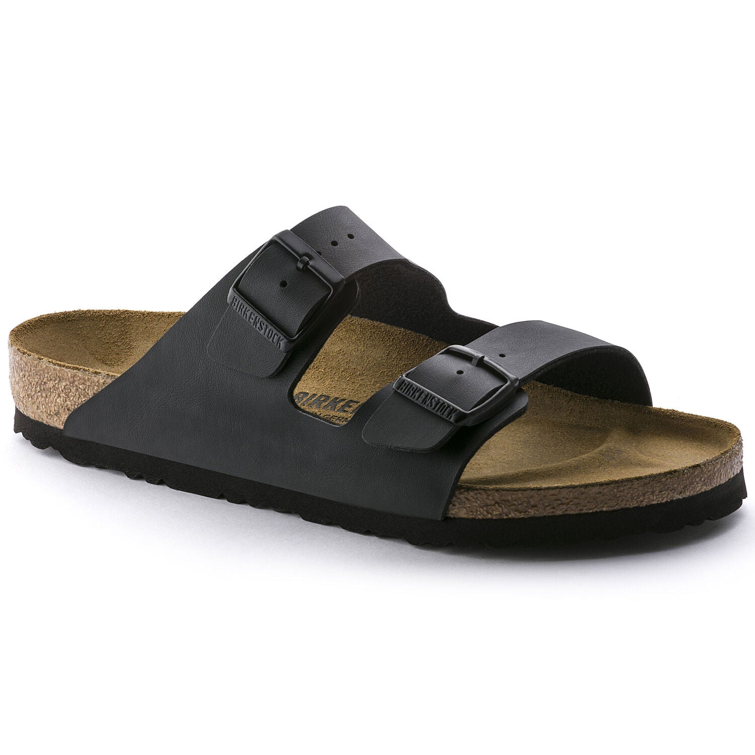 ARIZONA BIRKO-FLOR - BLACK (Narrow Fit)