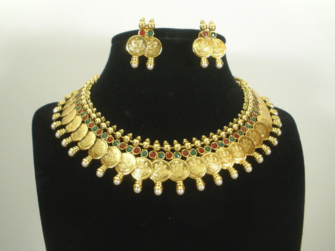 traditional coin jewelry