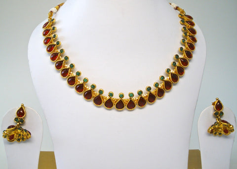 kemp necklace set