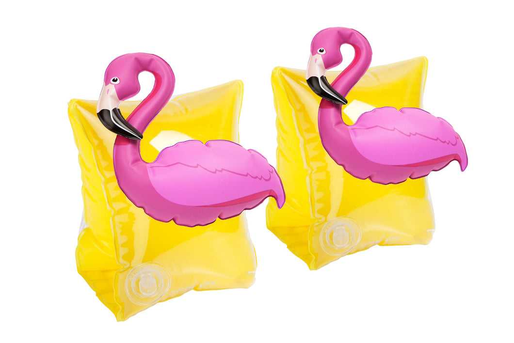 Sunnylife kids Float Bands | Flamingo