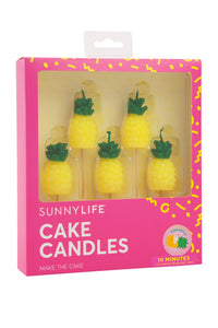 Cake Candles | Pineapple