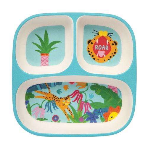 Sunnylife Eco Kids Plate | Jungle